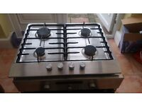 Gas Hob & Electric Oven