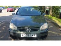 VW GOLF 1.6 FSI SE PETROL. AUTOMATIC/SPORTS. FULL SERVICE HISTORY. 12 MONTHS MOT.