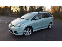 2006 MAZDA 5 T/DIESEL 2.0 6 SPEED 7 SEATER M,O,T
