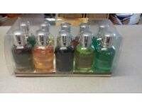 Molton Brown (London) Set. Unopened. 8 Bath & Shower, 2 Body Washes. Excellent condition.