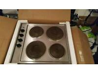 FOR SALE Solid plate electric hob