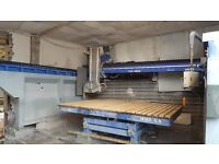 """Bridge Saw for Sale- Granite & Quartz Cutting Saw""- Must Go by 1st Week of April 2017"