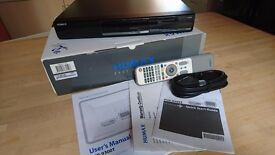 Humax PVR 9300T 320GB Freeview Recorder - Boxed with Remote & Instructions