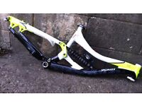 Specialised sx trail frame (medium size)