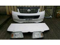 T5 Front end with splitter 2004-2009