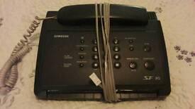 Samsung Fax / phone.