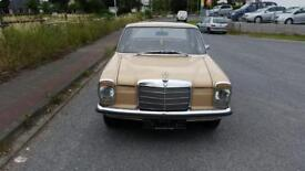 Mercedes benz W115 200 From 1973 classic car