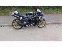 Kawasaki zx10r swap/sale FSH