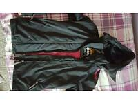 Ladies superdry jacket like new size small