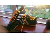Adidas astro football boots size 12