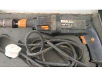 AEG Impact Drill PHE 20 RL-N 240V 520W with Metal Case