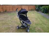 Quinny Zapp Xtra Pushchair and Rain cover