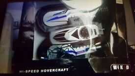 Remote control Hovercraft. Brand New boxed. Collect today cheap