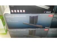 SOUNDBARS WITH SUBWOOFER AUDIO SYSTEM
