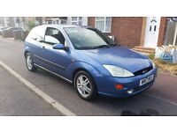 Ford Focus 1.8 2000 year 108k excellent car