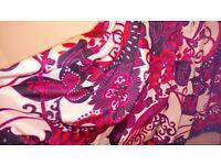 Sensational Pure Silk skirt by Monsoon