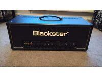 Blackstar HT Club 50 head amp + Foot Switch Controller
