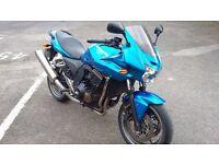 Kawasaki z750s 2007