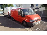 FORD TRANSIT 2004 NEW MOT LOW MILES STARTS AND DRIVES GREAT BARGAIN PRICE £995!!!