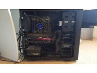 Gaming PC and Monitor for sale