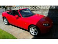 Here I have my beloved mx5 for sale
