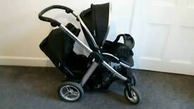 Babystyle Oyster Max Tandem Pram