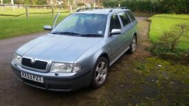 Skoda Octavia looking for a home
