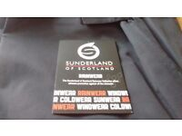 Golf SUNDERLAND Gents waterproof trousers XXL- Brand New with tags