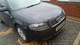 Audi A3 SE 2004 1.6 black!!!!