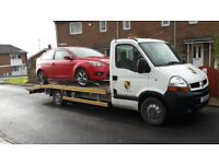 Car Recovery & Transport Services... Scrap/unwanted cars bought for cash