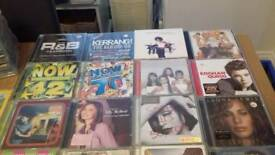 Collection of Cds. All very good condition ( over 30 albums )