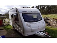Sprite Alpine 2 2010 with Porch Awning. One owner from new. Clean and tidey