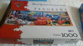 3 Panoramic puzzles