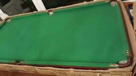 Snooker/ pool table