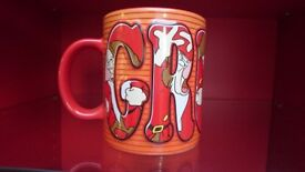 Different Collection of Mugs