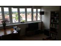 Bright apartment East Oxford. Large double room. 20th September to 20th December. £850pcm inclusive.