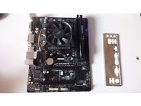 AMD A6-7400k motherboard + ram bundle