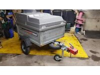Erde 122 Car Trailer! Perfect For Camping!