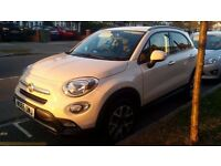 Fiat 500X 1.4 MultiAir Cross AWD 5dr (start/stop) ALMOST BRAND NEW CAR