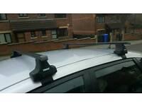 Thule roof bars off Honda Civic