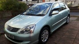 2005 Honda Civic VTEC Exccutive Auto - 5 Door Hatchback, Low Mileage with Long MOT