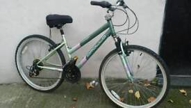 Ladies town bike 18""