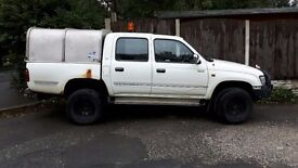 Toyota Hilux Double Cab GX 2.4Td