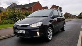 FORD FOCUS CMAX, SERVICE HISTORY, X1 OWNER FEOM NEW