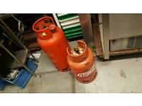Commercial catering LPG GAS BOTTLE