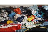 Bundle of baby boys clothes 9-12 monts