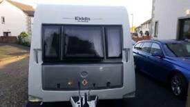 2014 Elddis Avante 636 twin axle