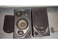 Sanyo SXD12 speakers. 40w