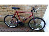 Road/of Road commuting 23inch frame, 15speed, contact Josh on 07399502620