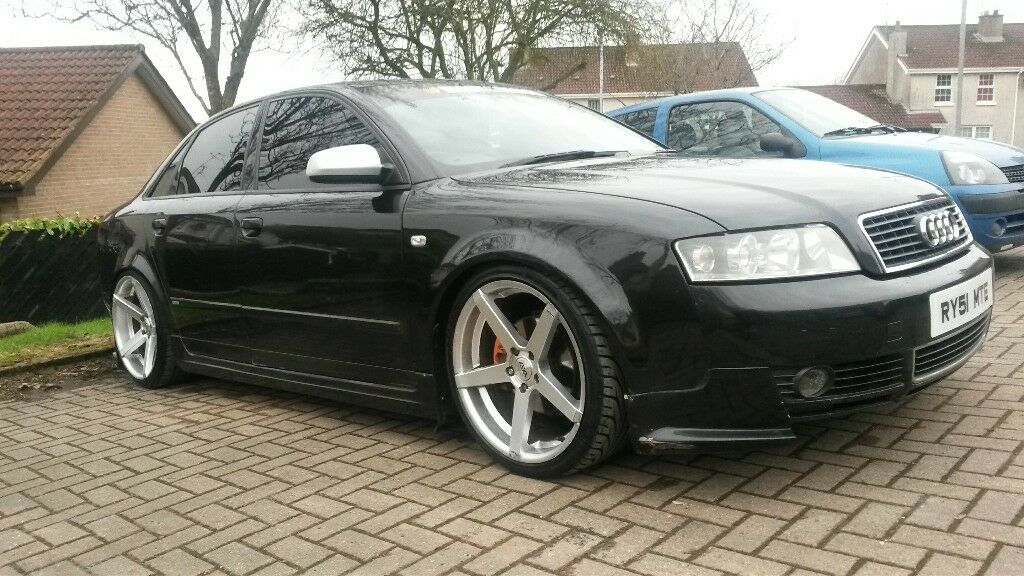 Audi A4 1.9 TDI Fully Kitted